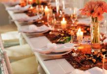 Como montar um buffet de festa