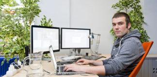 Trabalhar em casa pela Internet
