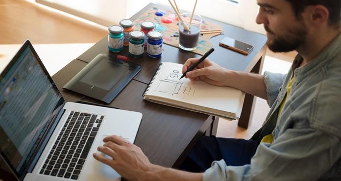 Como ganhar dinheiro trabalhando em casa - Como ganhar dinheiro trabalhando em home office
