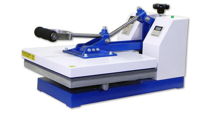 Máquina para estampar camisetas