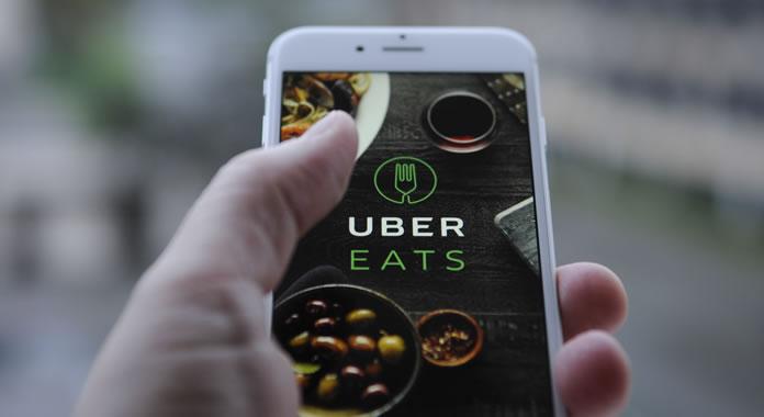 Como ganhar dinheiro dirigindo aplicativo Uber Eats