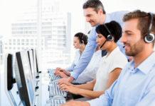 Como montar um call center