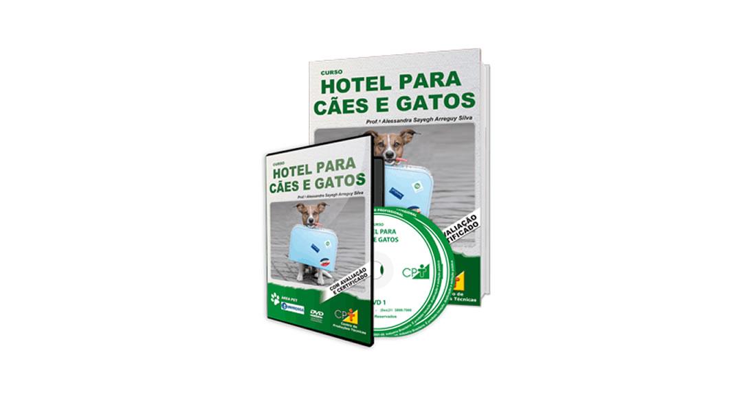 Curso Como Abrir Um Hotel Para Cachorros e Gatos