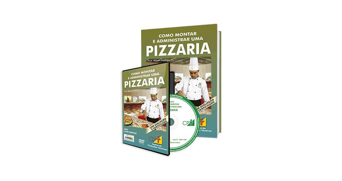 Curso Como Abrir Uma Pizzaria